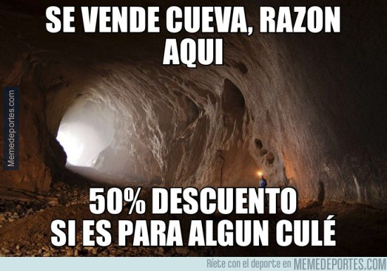 837318 - Cueva en oferta para gente del Barça