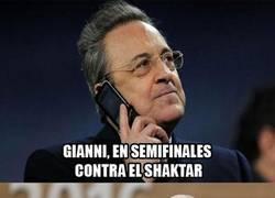 Enlace a Florentino no quiere problemas en semifinales