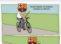 Enlace a Resumen del Barça en las últimas semanas