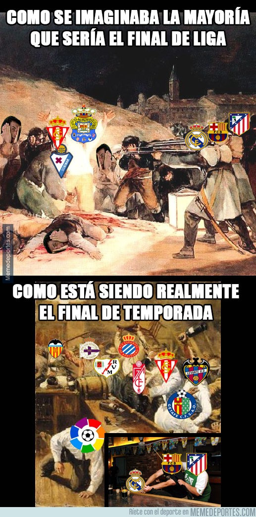 840495 - Final de temporada: Expectativa VS Realidad