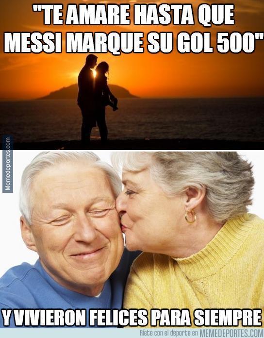 840811 - Messi y su gol 500...
