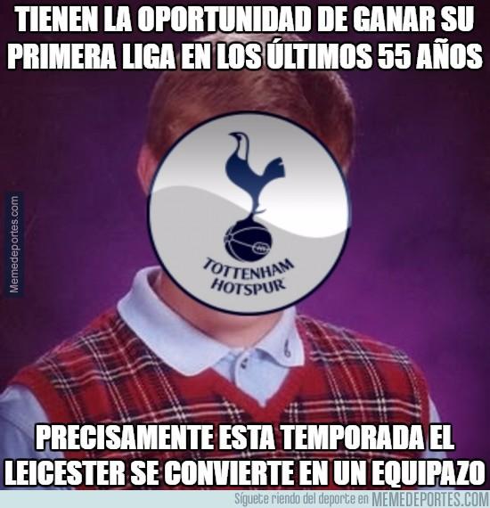 840821 - La mala suerte del Tottenham