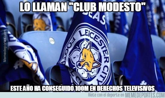 840926 - ¿El Leicester modesto?