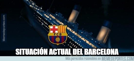 841051 - El Barça está irreconocible