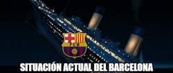 Enlace a El Barça está irreconocible