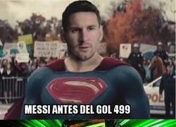 Enlace a El gran problema de Messi