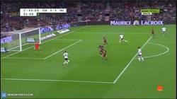 Enlace a GIF: Gol de Santi Mina que dinamita La Liga con este resultado