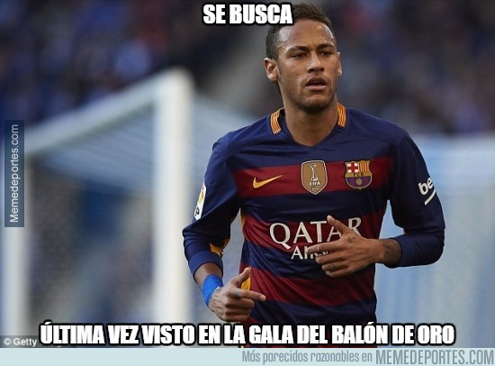841095 - ¿Dónde está Neymar? SE BUSCA