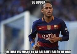 Enlace a ¿Dónde está Neymar? SE BUSCA