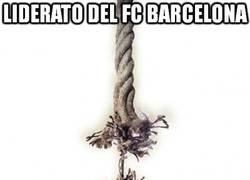 Enlace a Liderato del FC Barcelona en estos momentos