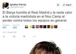 Enlace a ¿Y si es todo una estrategia para humillar al Madrid?