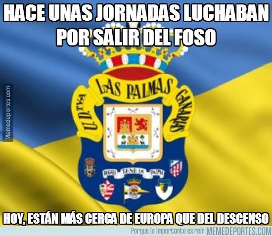 842324 - Brutal la remontada del Las Palmas
