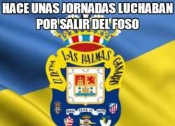Enlace a Brutal la remontada del Las Palmas