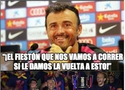 Enlace a Menudo fiestón se van a pegar los del Barça