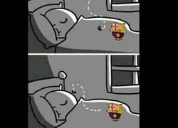 Enlace a Los del Barça no pueden dormir bien