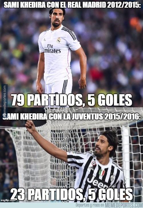 842686 - Khedira está en un buen momento en la Juventus