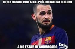 Enlace a El bajón de Aleix Vidal :(