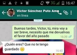 Enlace a Se filtra la conversación que tuvieron Lucho y Víctor antes del partido de ayer.