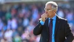 Enlace a 10 grandes entrenadores que no fueron futbolistas profesionales. ¡Viva el número 1!