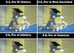 Enlace a Así fue el Deportivo-Barcelona