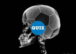 Enlace a QUIZ: ¿Eres un enfermo por el fútbol o una persona normal?