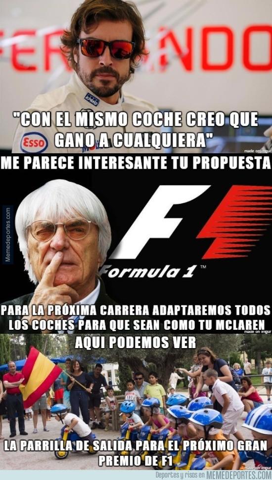 843819 - Ecclestone escucha a Fernando