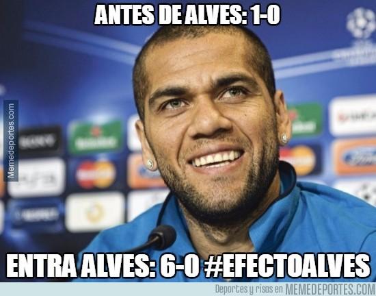 844487 - Con Alves es otro Barça