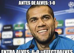Enlace a Con Alves es otro Barça