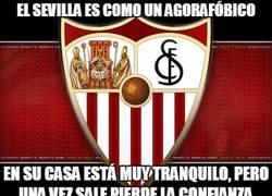 Enlace a Ya tenemos el problema del Sevilla