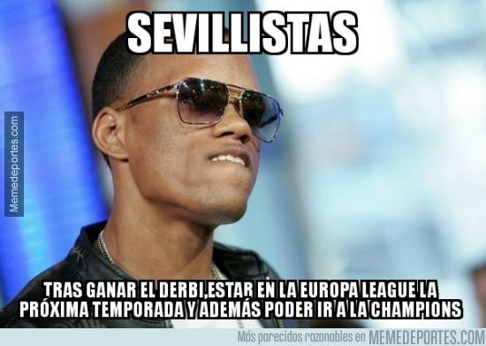 845250 - Gran temporada del Sevilla a pesar de no ganar en liga fuera de casa