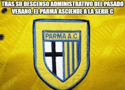 Enlace a Tras su descenso administrativo del pasado verano, el Parma asciende a la Serie C