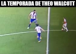 Enlace a La temporada de Theo Walcott