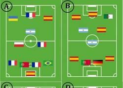 Enlace a ¿Reconoces estos equipos de la liga por sus nacionalidades?