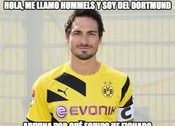Enlace a Hummels se irá al Bayern por 30 millones