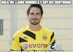 Enlace a ¿Nadie sabe que Hummels es canterano del Bayern?