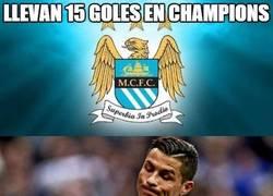 Enlace a Llevan 15 goles en Champions