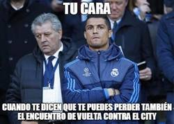 Enlace a Cristiano Ronaldo podría perderse también el encuentro de vuelta