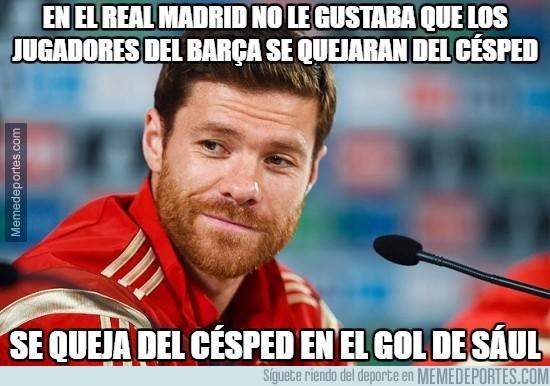 846747 - Xabi Alonso ha aprendido rápido de Guardiola