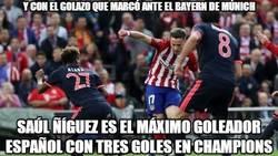 Enlace a Los goles españoles en Champions van muy buscados
