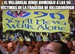 Enlace a ¡Enorme la afición del Villarreal!