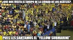 Enlace a Menuda guasa la afición del Villarreal