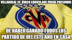 Enlace a Que poco se valora lo del Villarreal...