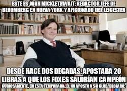 Enlace a La historia de John Micklethwait