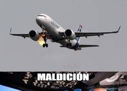 Enlace a Localizada la pista de aterrizaje