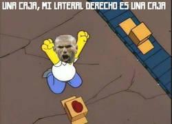 Enlace a Zidane en estos momentos