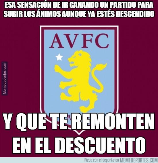 847691 - Al Aston Villa le ha mirado un tuerto