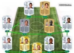 Enlace a La plantilla del Leisceter a principios de temporada en el FIFA