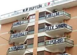 Enlace a En este edificio son muy de la Juventus