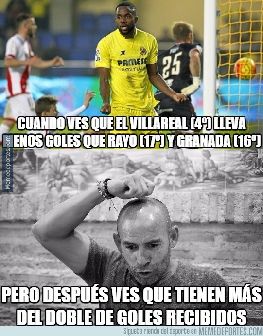 848349 - Goles eficientes made in Villarreal