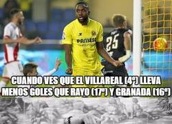 Enlace a Goles eficientes made in Villarreal